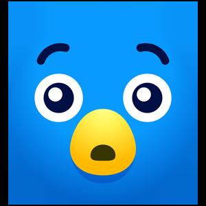 Twitterrific: Tweet Your Way messages sticker-8