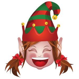 Christmas Solitaire Tri-Peaks messages sticker-6