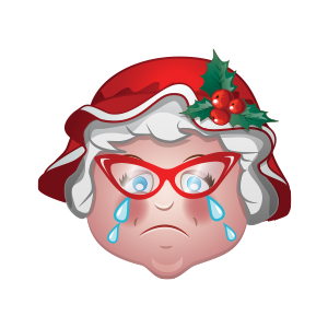 Christmas Solitaire Tri-Peaks messages sticker-3