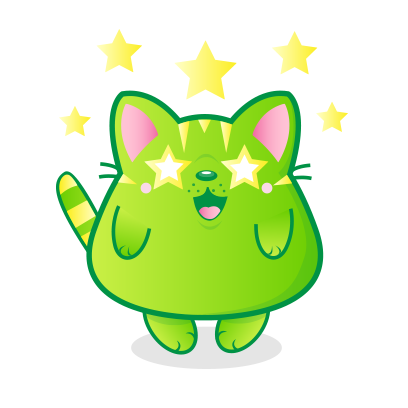 Kawaii Kitten Frenzy messages sticker-7