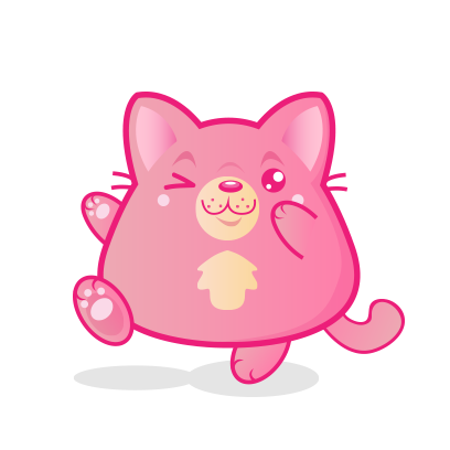 Kawaii Kitten Frenzy messages sticker-9