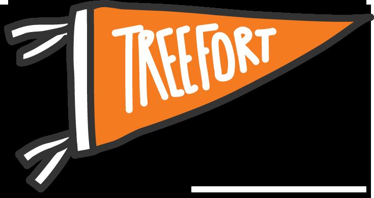 Treefort Music Fest messages sticker-1