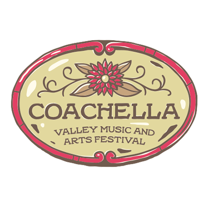 Coachella 2017 Official messages sticker-8