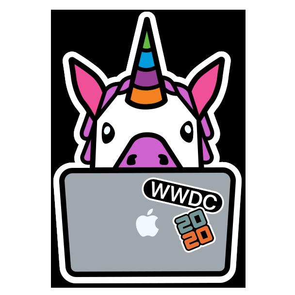 Apple Developer messages sticker-9