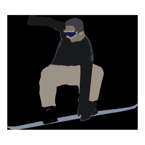 Slopes: Ski & Snowboard messages sticker-11