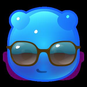 Jelly Splash: Fun Puzzle Game messages sticker-6