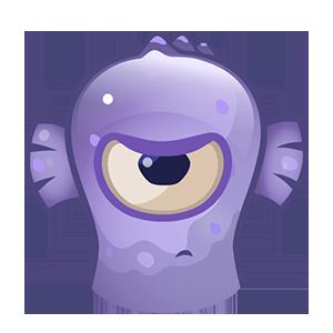 Jelly Splash: Fun Puzzle Game messages sticker-9