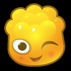Jelly Splash: Fun Puzzle Game messages sticker-8