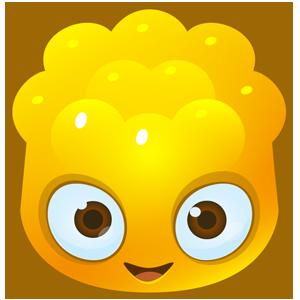 Jelly Splash: Fun Puzzle Game messages sticker-0