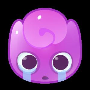 Jelly Splash: Fun Puzzle Game messages sticker-2