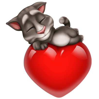 My Talking Tom messages sticker-2