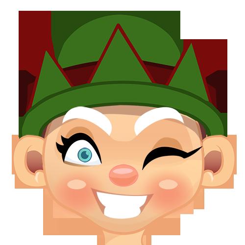 Santa Call & Tracker Free - North Pole Command messages sticker-4