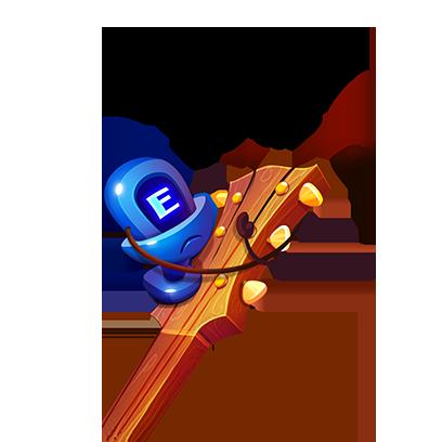 DoubleTune - Guitar Tuner messages sticker-4