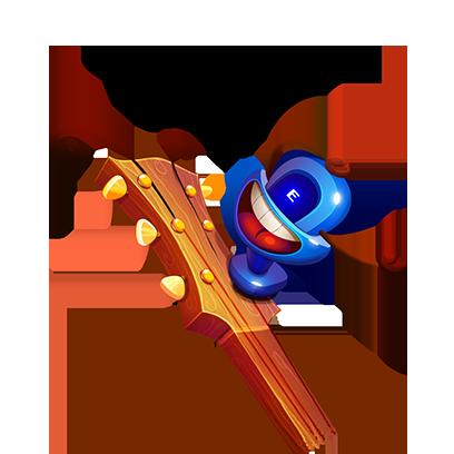 DoubleTune - Guitar Tuner messages sticker-3