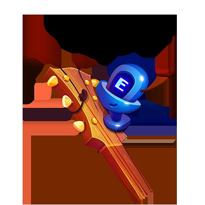 Guitar Tuner - Ukulele & Bass messages sticker-8