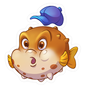 Fishdom messages sticker-9