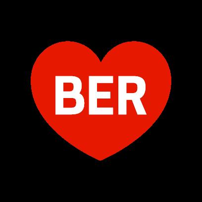 Berlin Airport (BER) messages sticker-0