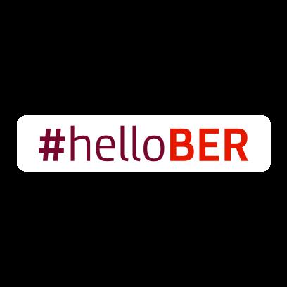 Berlin Airport (BER) messages sticker-1