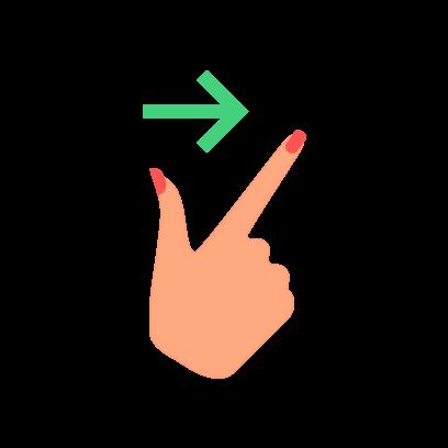 Rent the Runway messages sticker-3