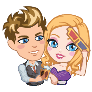 Star Girl: Beauty Queen messages sticker-5