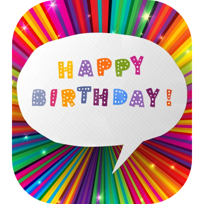 Birthday Cards for Friends & Family messages sticker-7