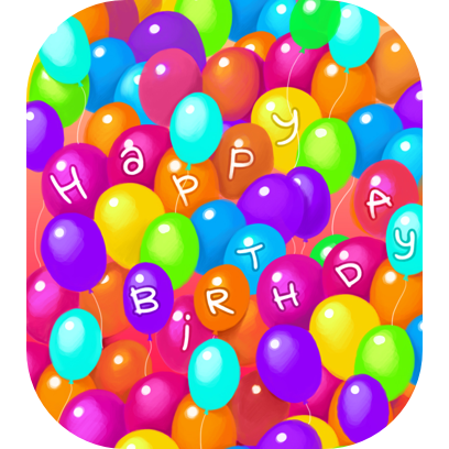Birthday Cards for Friends & Family messages sticker-9