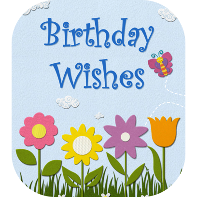Birthday Cards for Friends & Family messages sticker-5