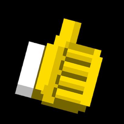 Cops N Robbers (FPS): 3D Pixel messages sticker-11