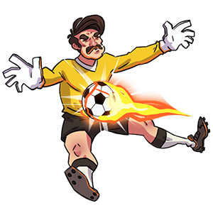 Flick Kick Football Legends messages sticker-4