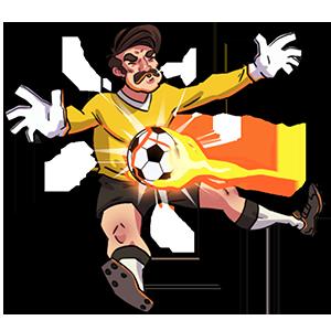 Flick Kick Football Legends messages sticker-4