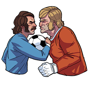 Flick Kick Football Legends messages sticker-2