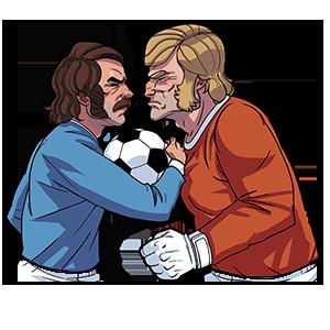 Flick Kick Football Legends messages sticker-2