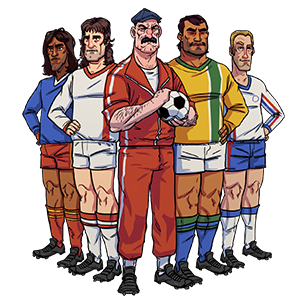 Flick Kick Football Legends messages sticker-5
