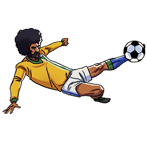 Flick Kick Football Legends messages sticker-8