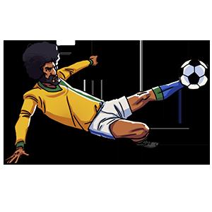Flick Kick Football Legends messages sticker-8