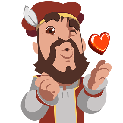 Forge of Empires: Build a City messages sticker-11