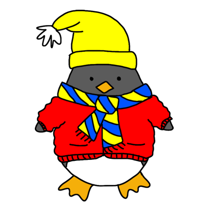 Weather Penguin messages sticker-6