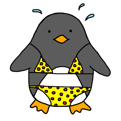 Weather Penguin messages sticker-0