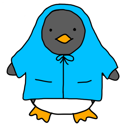 Weather Penguin messages sticker-3