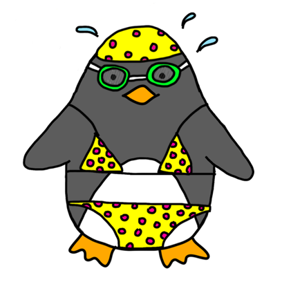Weather Penguin messages sticker-1