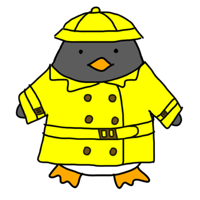 Weather Penguin messages sticker-5