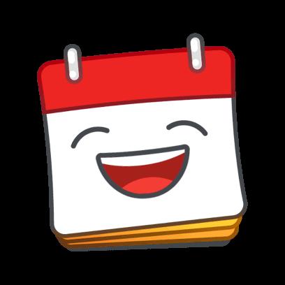 Fantastical - Calendar & Tasks messages sticker-9