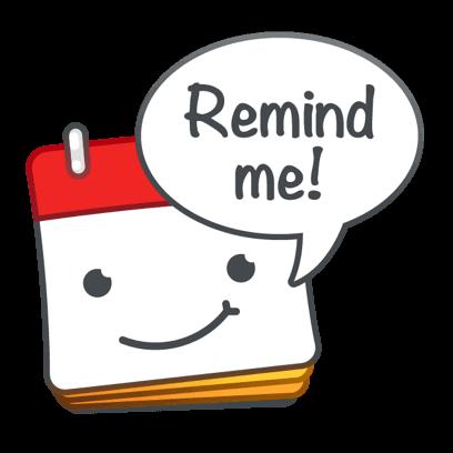 Fantastical - Calendar & Tasks messages sticker-5