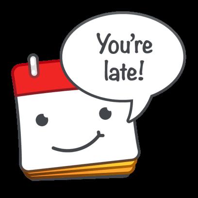 Fantastical - Calendar & Tasks messages sticker-4