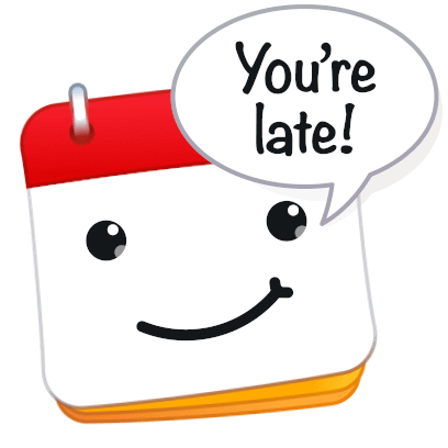 Fantastical - Calendar & Tasks messages sticker-4