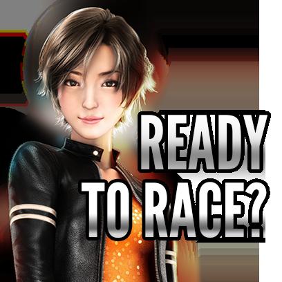 Ridge Racer Slipstream messages sticker-0