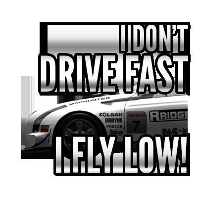 Ridge Racer Slipstream messages sticker-5