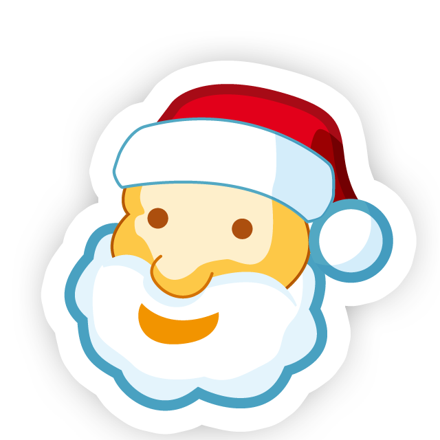 Santa Claus Advent Calendar messages sticker-4