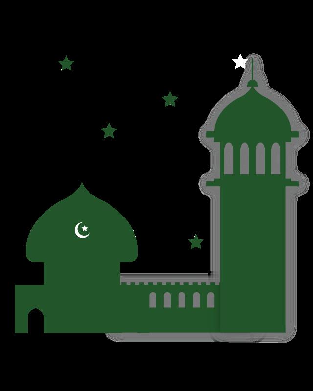 Athan Pro: Azan, Qibla, Hadith messages sticker-2