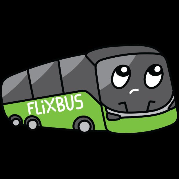 FlixBus: Smart Bus Travel messages sticker-5